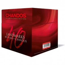 (限量版)里程碑 - Chandos 40週年紀念大套裝CDLandmarks - 40 Years of Chandos