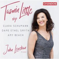 克拉拉.舒曼/伊瑟.史密絲/艾美.畢琦: 小提琴奏鳴曲 泰絲敏.里托 小提琴Tasmin Little Plays Clara Schumann, Dame Ethel Smyth & Amy Beach