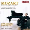 莫札特:第15.16號鋼琴協奏曲 尚-艾弗藍.巴佛傑 鋼琴Jean-Efflam Bavouzet / Mozart: Piano Concertos, Vol. 3