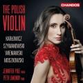 波蘭小提琴(波蘭作曲家小提琴作品集) 珍妮佛.派克 小提琴Jennifer Pike / The Polish Violin