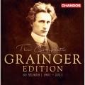 (21CD)葛人傑: 60週年紀念大全集 理查.希考克斯 指揮 BBC愛樂管弦樂團Richard Hickox, BBC Philharmonic / Complete Grainger Edition