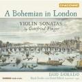 一個在倫敦的波希米亞人  戈特弗里德·芬格的小提琴奏鳴曲 黃金國二重奏 Duo Dorado / Gottfried Finger: A Bohemian in London