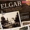 艾爾加: 弦樂四重奏 / 鋼琴五重奏 布羅茲基四重奏 馬丁.洛斯柯 鋼琴Brodsky Quartet / Elgar: String Quartet / Piano Quintet