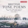 英國音詩第二集 魯蒙.甘巴 指揮 BBC愛樂管弦樂團Rumon Gamba / British Tone Poems