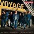 旅程 奎格‧歐格登 吉他 麗莎.弗蘭德 長笛 水彩吉他四重奏Friend / Ogden / Aquarelle Guitar Quartet / Voyage