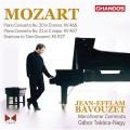 莫札特: 鋼琴協奏作品第四集 尚-艾弗藍.巴佛傑, 鋼琴 加博.塔卡許-納吉 指揮 曼徹斯特室內管弦樂團Jean-Efflam Bavouzet / Mozart: Piano Concertos, Vol. 4