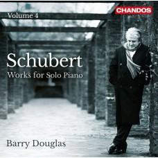 舒伯特: 鋼琴獨奏作品第四集 貝瑞.道格拉斯 鋼琴Barry Douglas / Schubert: Works for Solo Piano, Vol. 4
