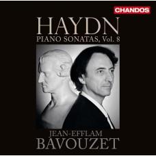 海頓: 鋼琴奏鳴曲,第八集  尚-艾弗藍.巴佛傑 鋼琴Jean-Efflam Bavouzet / Haydn: Piano Sonatas, Vol. 8