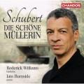舒伯特: 美麗的磨坊少女 羅德利克.威廉斯  男中音 伯恩賽德 鋼琴Roderick Williams / Schubert: Die schone Mullerin