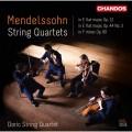 孟德爾頌: 弦樂四重奏全集(1), 第1.5.6號 多利克弦樂四重奏Doric String Quartet / Mendelssohn: Complete String Quartets, Vol. 1