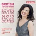 英國小提琴奏鳴曲第三集 泰絲敏.里托 小提琴 皮爾斯.藍 鋼琴Tasmin Little / British Violin Sonatas, Vol. 3
