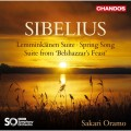 西貝流士: 藍敏凱寧組曲 (四首傳奇曲) / 伯沙薩王的盛宴組曲  薩卡利.歐拉莫 指揮 BBC交響樂團Sakari Oramo / Sibelius: Lemminkainen Suite