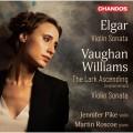 艾爾加/佛漢-威廉士:小提琴奏鳴曲 珍妮佛.派克 小提琴 馬丁.洛斯柯 鋼琴Jennifer Pike, Martin Roscoe / Elgar & Vaughan-Williams: Violin Sonatas