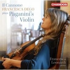 名琴加農砲 法蘭倩絲卡‧黛戈演奏帕格尼尼的小提琴(各作曲家們的帕格尼尼改編及創作曲)Il Cannone - Francesca Dego plays Paganini's Violin