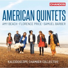 美國五重奏(畢琦/巴伯/普萊絲) 萬花筒室內集樂團Kaleidoscope Chamber Collective / American Quintets: Beach, Price, Barber