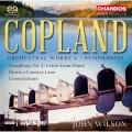 柯普蘭:管絃樂作品,第四集 約翰.威爾森 指揮  BBC愛樂管弦樂團John Wilson / Copland: Symphonies, Vol. 4