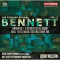 """""""班奈特: 管弦樂作品第三集 約翰.威爾森 指揮 BBC蘇格蘭交響樂團""""John Wilson / Bennett: Orchestral Works, Vol. 3"""