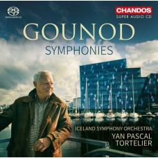 古諾: 第1.2號交響曲 楊.巴斯卡.托特里耶 指揮 冰島交響樂團 Yan Pascal Tortelier / Gounod: Symphonies
