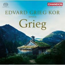 葛利格: 歌曲集 葛利格.柯爾 合唱團Edvard Grieg Kor / Edvard Grieg Kor Sings Grieg