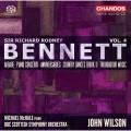 班奈特:管絃樂作品第四集 麥克哈爾 鋼琴 約翰.威爾森 指揮 BBC蘇格蘭交響樂團Michael McHale, John Wilson / Bennett: Orchestral Works, Vol. 4