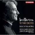 貝多芬:鋼琴協奏曲全集 尚-艾弗藍.巴佛傑鋼琴Jean-Efflam Bavouzet / Beethoven: Piano Concertos