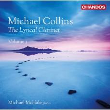 抒情豎笛第三集 麥可.柯林斯 豎笛 麥可.麥克哈爾 鋼琴Michael Collins / The Lyrical Clarinet, Vol. 3