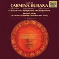 TEL00006 羅伯.蕭 / 卡爾.歐福: 布蘭詩歌; 亨德密特: 交響變容 Robert Shaw / Carl Orff: Carmina Burana (Telarc)