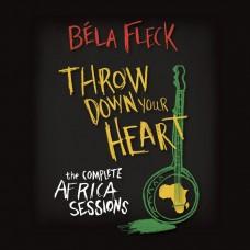 貝拉•佛萊克 / 非洲遊記全集 (CD+DVD)Throw Down Your Heart: The Complete Africa Sessions / Bela Fleck