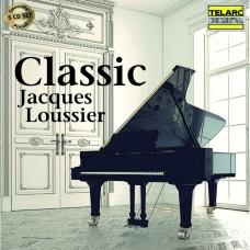 賈克路西耶經典名曲(5CD) Classic Jacques Loussier