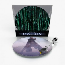 駭客任務 電影原聲帶彩膠版Don Davis / The Matrix OST (Picture Disc LP)