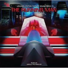 哈洛德.佛特邁爾 / 魔鬼阿諾 電影原聲帶	Harold Faltermeyer / The Running Man OST Deluxe edition (2LP)