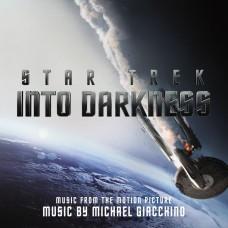星際爭霸戰: 闇黑無界 電影原聲帶Michael Giacchino / Star Trek Into Darkness