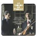 雷納多.韓/ 聖桑/ 法朗克:小提琴奏鳴曲 戴尼爾.卻利克 鋼琴 / Gabriel Tchalik & Dania Tchalik / Le Violon de Proust