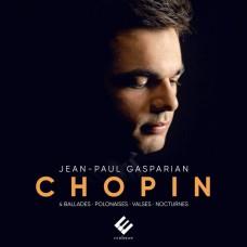 蕭邦: 四首敘事曲/波蘭舞曲/華爾滋/夜曲 尚-保羅. 戈斯帕利安 鋼琴Jean-Paul Gasparian / Chopin: 4 Ballades, Polonaises, Valses, Nocturnes