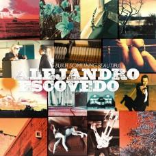 亞歷安卓•艾斯庫維多:熱力奔燃 / (CD) Alejandro Escovedo / Burn Something Beautiful