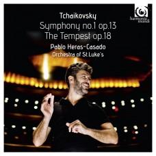 柴可夫斯基:第一號交響曲、暴風雨 Tchaikovsky:Symphony No.1