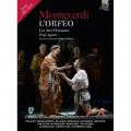 (藍光+DVD)蒙台威爾第: 奧菲歐 / Monteverdi: l'Orfeo