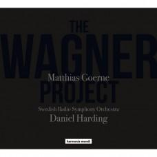 華格納選集 馬提亞斯.葛納 男中音 瑞典廣播交響樂團 / Matthias Goerne / The Wagner Project