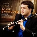 名酒和名演奏家 庫先科 長笛和直笛 大使樂團  / Alexis Kossenko / Tartini & Vivaldi & Sammartini: Soave e Virtuoso