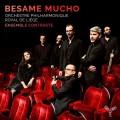 深情親吻 對比合奏團 / Ensemble Constraste / Piazzolla, Velazquez, etc: Besame Mucho