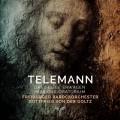 (2CD)泰勒曼: 幸福的沉思&(神劇/受難曲) 佛萊堡巴洛克管弦樂團暨合唱團 戈爾茲 指揮 / Freiburger Barockorchester / Telemann: Das Seliges Erwagen