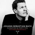 巴哈: 無伴奏小提琴奏鳴曲與組曲 戈爾茲 小提琴Gottfried Von Der Goltz / J.S. Bach: Sonatas & Partitas for solo violin