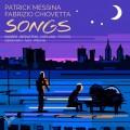 歌曲(美國作曲家作品改編集) 派翠克.梅西拿 單簧管 法布里吉歐.裘維塔 鋼琴Patrick Messina, Fabrizio Chiovetta / Songs