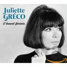(5CD)茱麗葉.葛芮柯 永恆的女性(法國香頌歌曲集)Juliette Greco / L'eternel Feminin - Lintegrale (5CD)