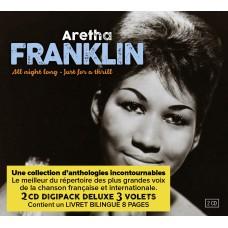 艾瑞莎.富蘭克林 / 整夜Aretha Franklin  / All Night Long & Just for a Thrill