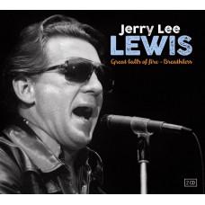 傑瑞.李.路易斯 / 大火球Jerry Lee Lewis / Great Balls of Fire & Breathless傑瑞.李.路易斯 / 大火球