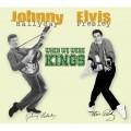 (5CD)哈立戴+普里斯萊 法國貓王+美國貓王 When We Were Kings/Johnny Hallyday & Elvis Presley (le Chant du Monde)