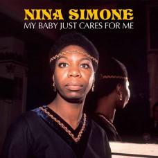 (2黑膠)妮娜.西蒙  我的寶貝只關心我Nina Simone / My Baby Just Cares for Me