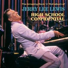 (2黑膠)傑瑞.李.路易斯  高中機密檔案Jerry Lee Lewis / High School Confidential