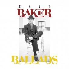 (2黑膠)查特.貝克  爵士情歌集Chet Baker / Ballads